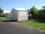 Norfolk Pet Pantry - located behind Norfolk Animal Care & Adoption Center