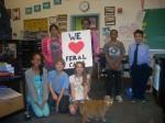 BMS Animal Awareness Club (with cat ambassador, Leo)